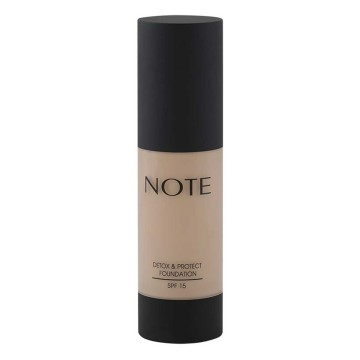 Note - Fondöten Detox and Protect 02 Natural Beige