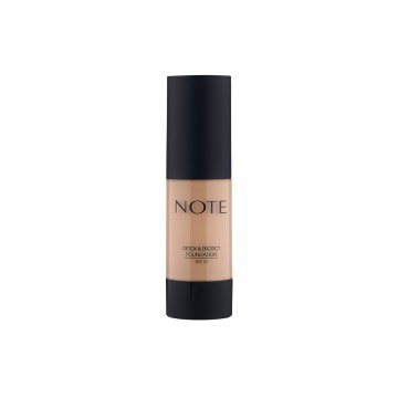 Note - Fondöten Detox and Protect 04 Sand