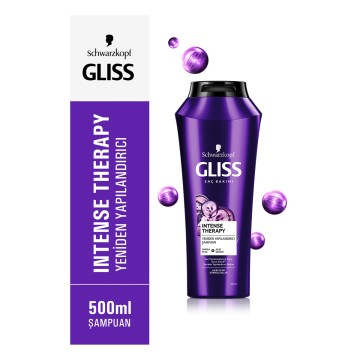 Gliss - Şampuan Intense Therapy 500 ml