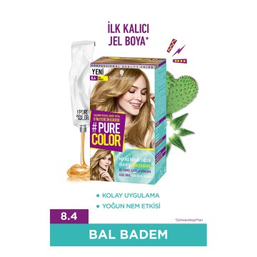 Pure Color - Bal Badem 8.4