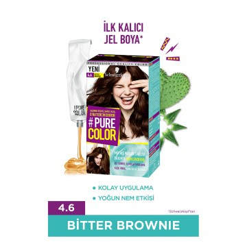 Pure Color - Bitter Brownie 4.6