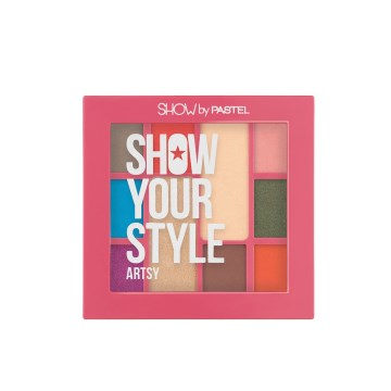 Show By Pastel - Show By Pastel Eyeshadow Set Artsy